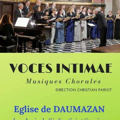 Voces intimae daumazan